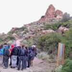 Rutas teatralizadas e interpretativas en parajes naturales y lugares históricos