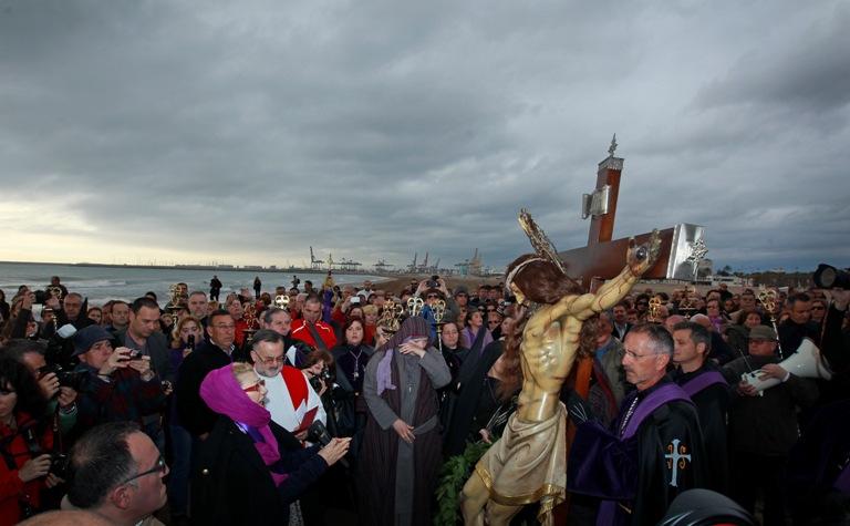 La Semana Santa Marinera de Valencia: pasión, devoción y tradición en los barrios marítimos