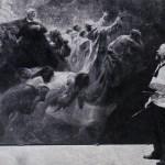 """El lienzo de Benlliure en el que """"desapareció"""" Dante y la Divina Comedia"""