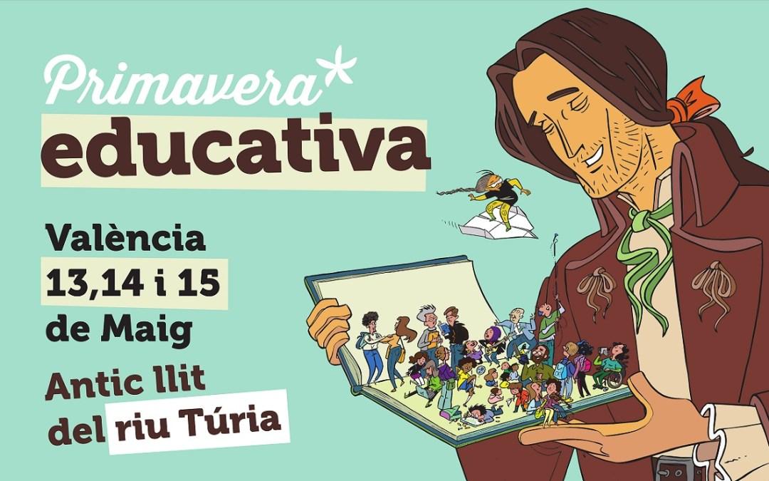 """Primavera Educativa: un """"río de educación"""" y de actividades GRATUITAS para todos los públicos"""