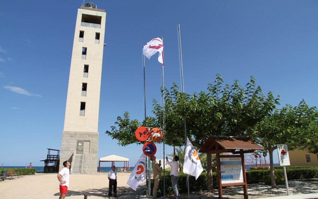 Faro de Nules. Fuente: www.nules.es