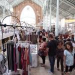 El Zoco del Mercado de Colón celebra varias ediciones durante los meses de junio y julio