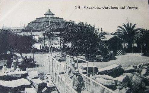 Vista de la Rotonda de Caro desde el Ostrero. Ediciones Grafos.