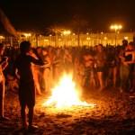 La noche de San Juan volverá a reunir a miles de valencianos en la Malva-rosa