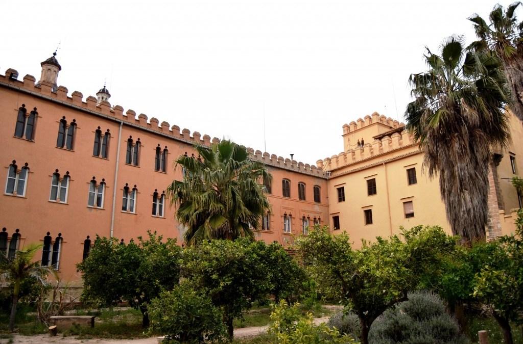 El precioso pulmón de Burjassot que solo se abre 4 veces al mes: Jardín de la Dehesa del Castell
