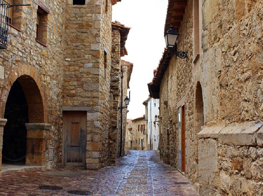 Culla: la población mágica y medieval que te hará transportarte a otra época