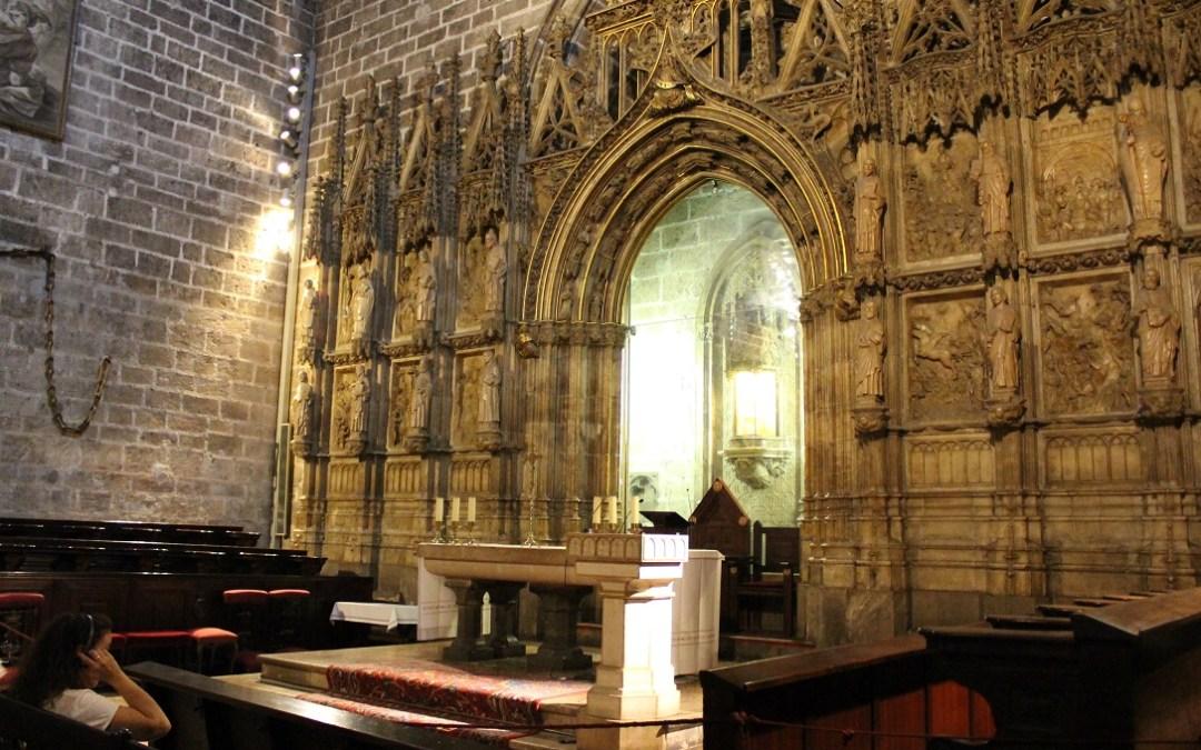 El Santo Cáliz visitará el 18 de septiembre Carlet, donde estuvo oculto entre 1937 y 1939