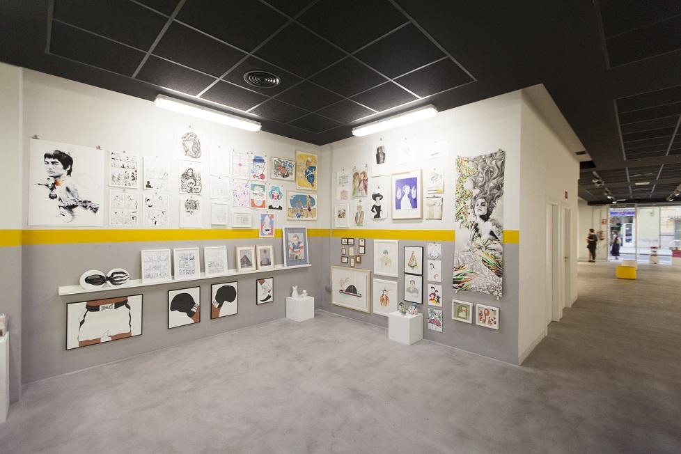 Visitas guiadas a las galerías de arte valencianas con Abierto Valencia 2016 este fin de semana
