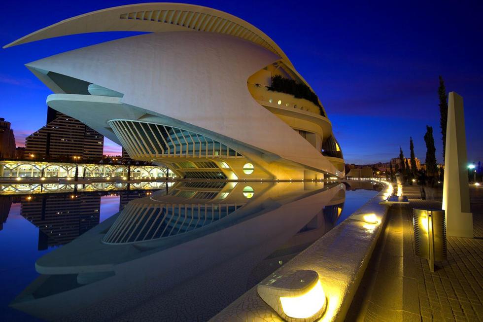 La Nit a Les Arts trae conciertos, exposiciones y visitas GRATUITAS al Palau de les Arts