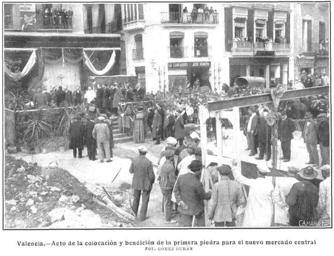 Acto del 30 de diciembre 1915 (Fuente: Mundo Gráfico. 19/1/1916)