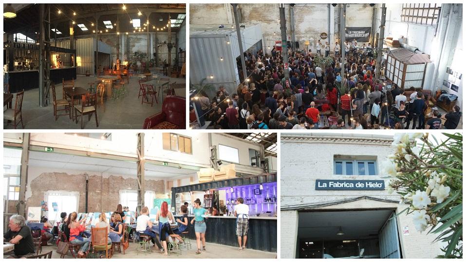 La Fábrica de Hielo se llena de música, poesía, danza y artes plásticas el jueves 26 de enero