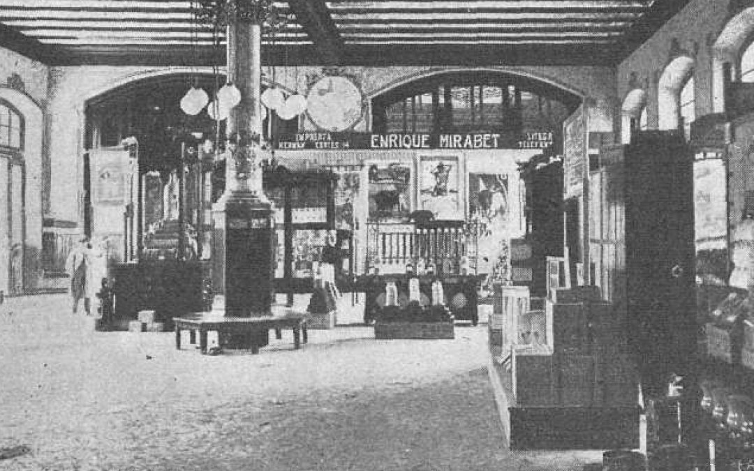 ¿Sabías que la primera Feria Muestrario de España se celebró en Valencia en 1917?