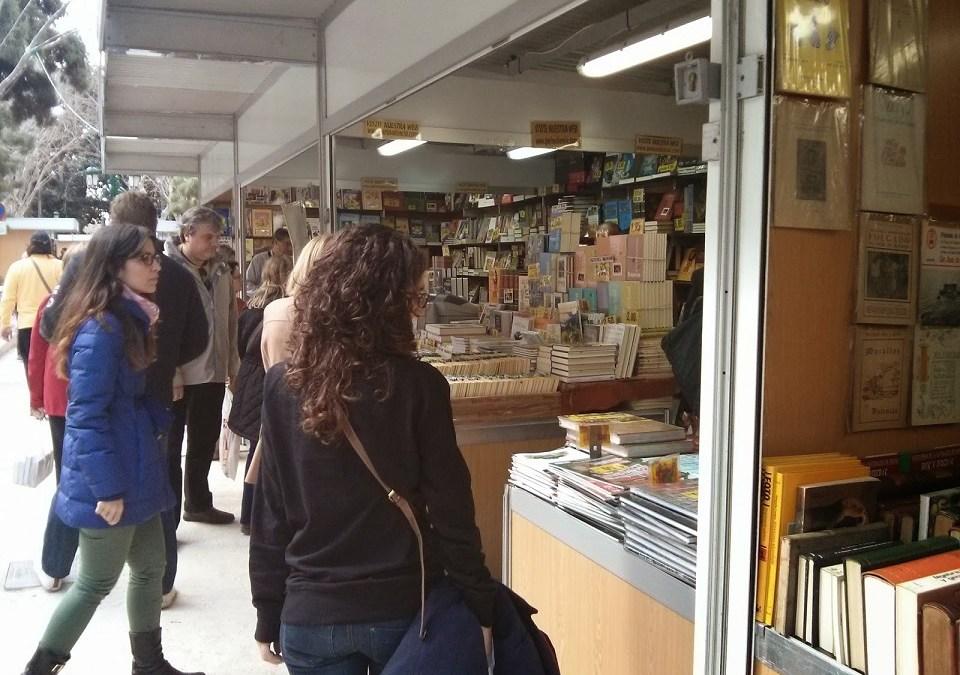 XLI Feria del Libro Antiguo y de Ocasión de Valencia (del 23 de febrero al 19 de marzo de 2018)
