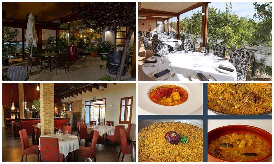 Los mejores restaurantes para comer una buena paella en valencia - Restaurante en pinedo ...