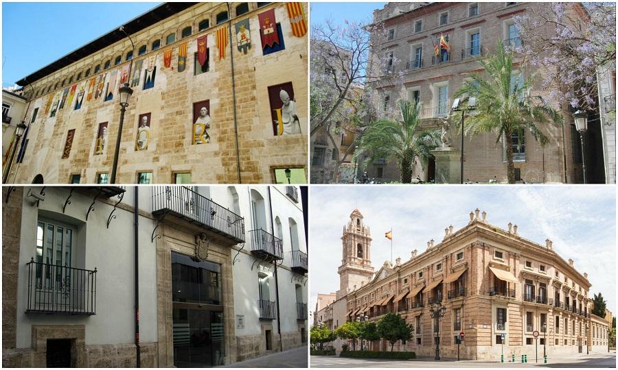 17 palacios y edificios emblemáticos de Valencia que pueden visitarse de manera gratuita