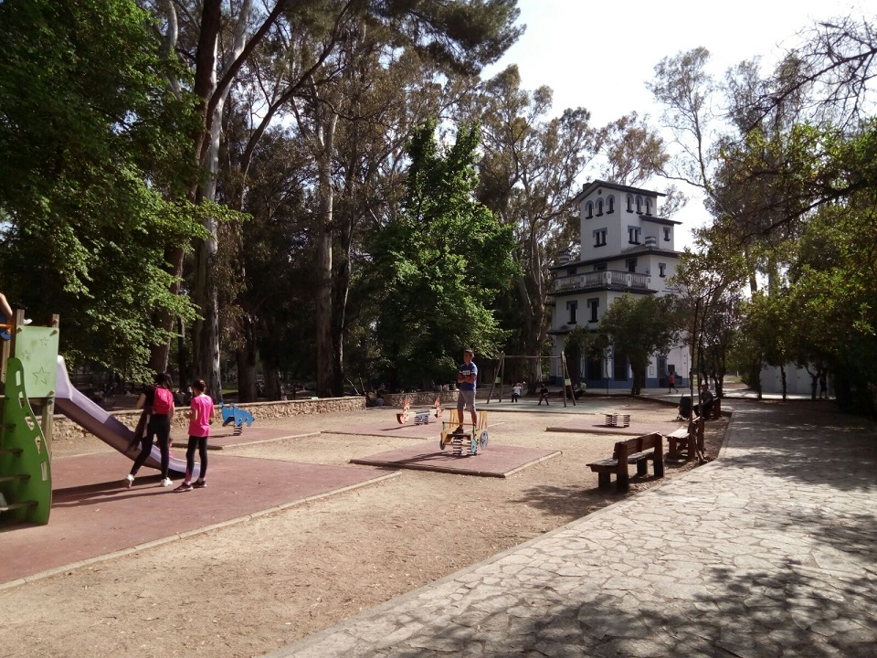 Parque Municipal San Vicente de Llíria. Foto valenciabonita.es 51ebd85b388
