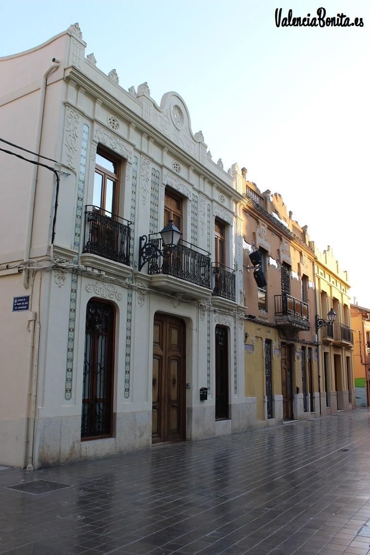 El antiguo pueblo de campanar el encanto de una poblaci n - Casas de pueblo en valencia ...