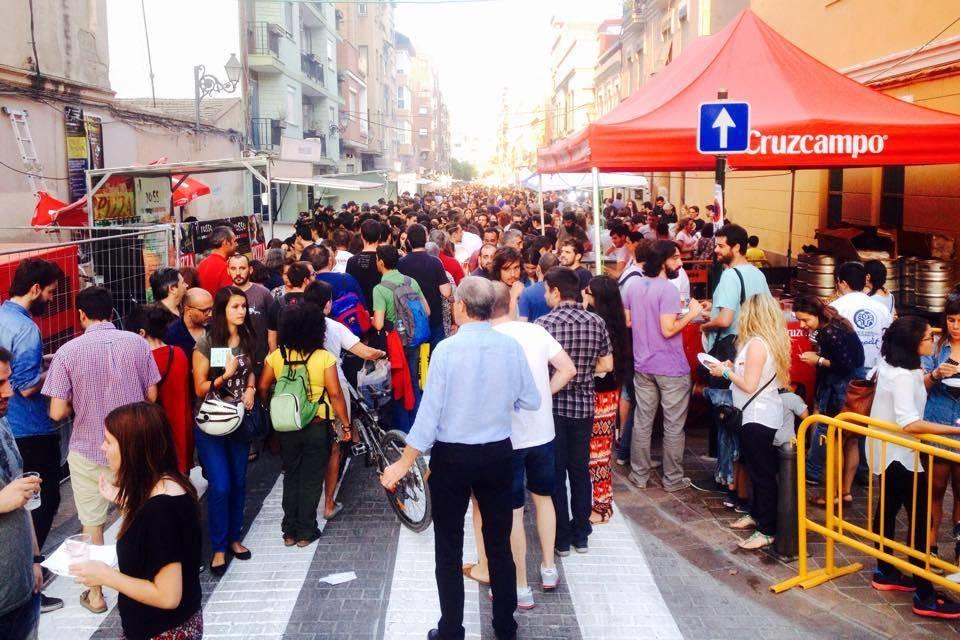 Benimaclet se llena de gastronomía con su XV Festival de la Tapa los días 30 y 31 de mayo