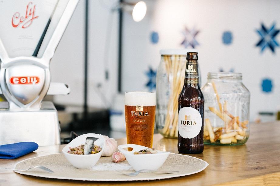 """Vuelve la ruta """"De tapas con Turia"""": 2 tapas + 1 cerveza Turia por 3€ en 34 locales de Valencia"""