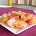 El caviar de la huerta del Parque Natural de la Albufera: Tomates de El Perelló