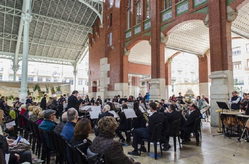 La música de banda llega a las calles, barrios y pueblos de Valencia con conciertos GRATUITOS