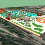Así será el nuevo parque fluvial de aventura junto a Bioparc Valencia