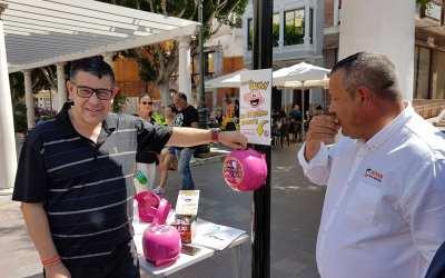 ¿Sabías que Alzira será la primera ciudad de España en instalar papeleras para recoger chicles?