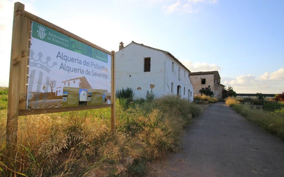 """Un paseo por """"l´Horta de Dalt"""" y sus alquerías históricas, un patrimonio en el olvido"""