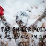 Fiestas en los pueblos de Valencia en 2017