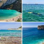 Calas Ambolo, Blanca y Granadella: tres bellas calas de Xàbia