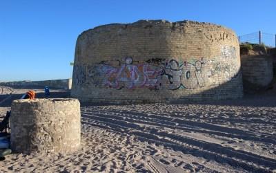 El Copón de Miaja: el Búnker del Saler, un patrimonio bélico abandonado y en ruinas