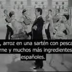 """Paella Valenciana: el """"paellicidio-musical"""" alemán de los años 60"""