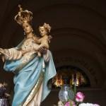 El Cabanyal celebra mañana a su patrona, la festividad de la Virgen de los Ángeles