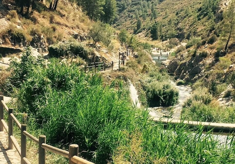 El precioso paraje natural de Jérica: la Vuelta de la Hoz