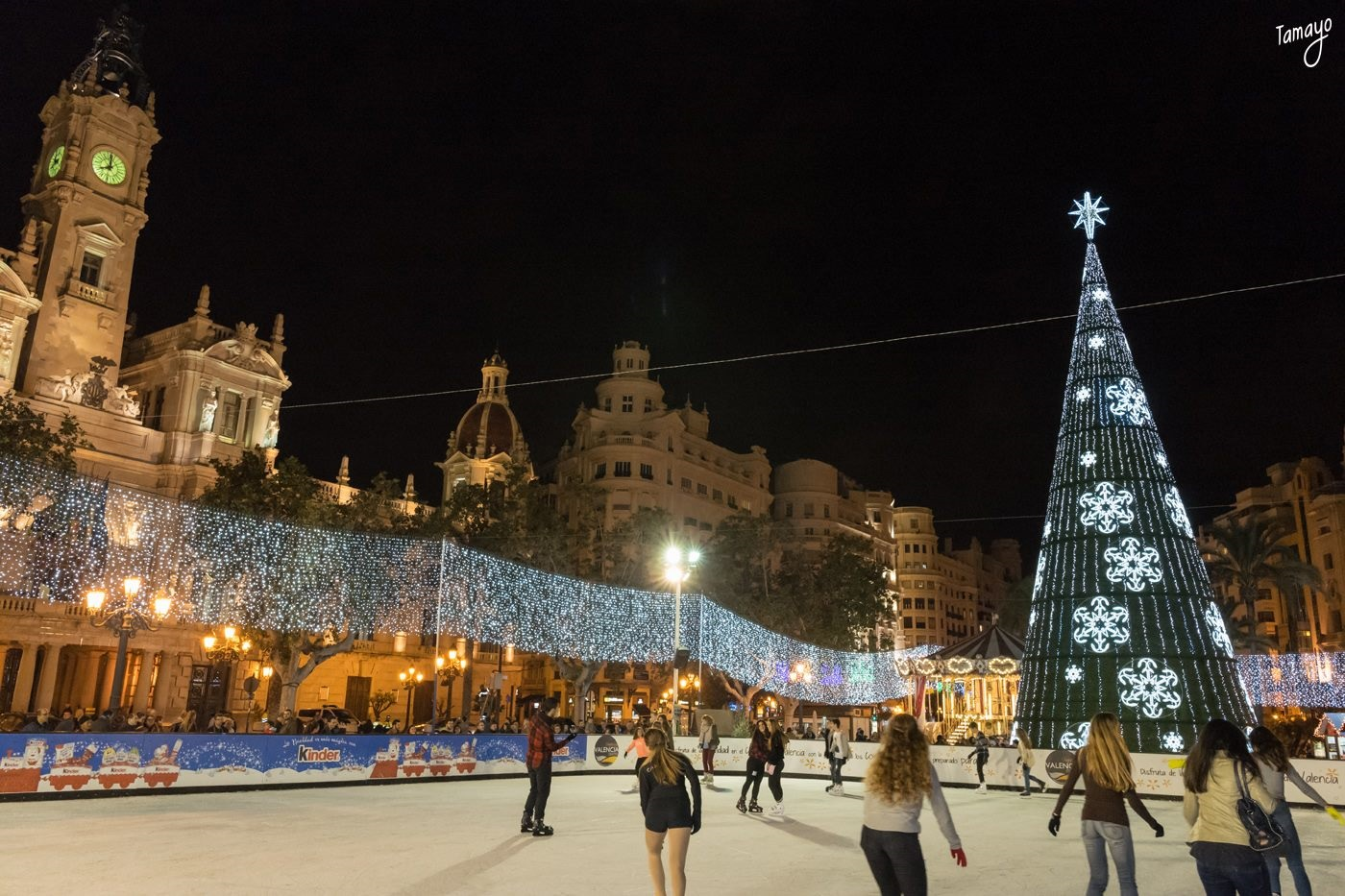 Qu Hacer En Valencia Este Fin De Semana Especial Nochebuena Y  ~ Mercadillos Navideños En Valencia