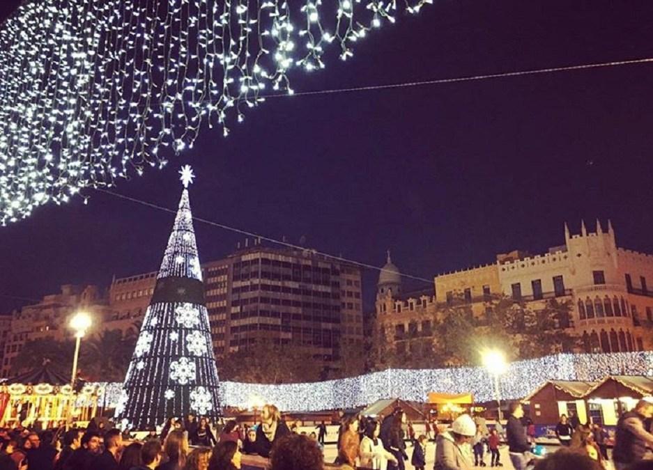 El encendido de Navidad en Valencia será el 4 de diciembre