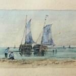 El esplendor de la acuarela valenciana en el siglo XIX protagoniza una exposición monográfica