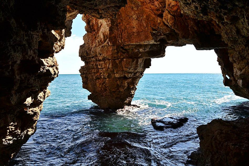 Maravillas de la Comunidad Valenciana: la Cova dels Arcs
