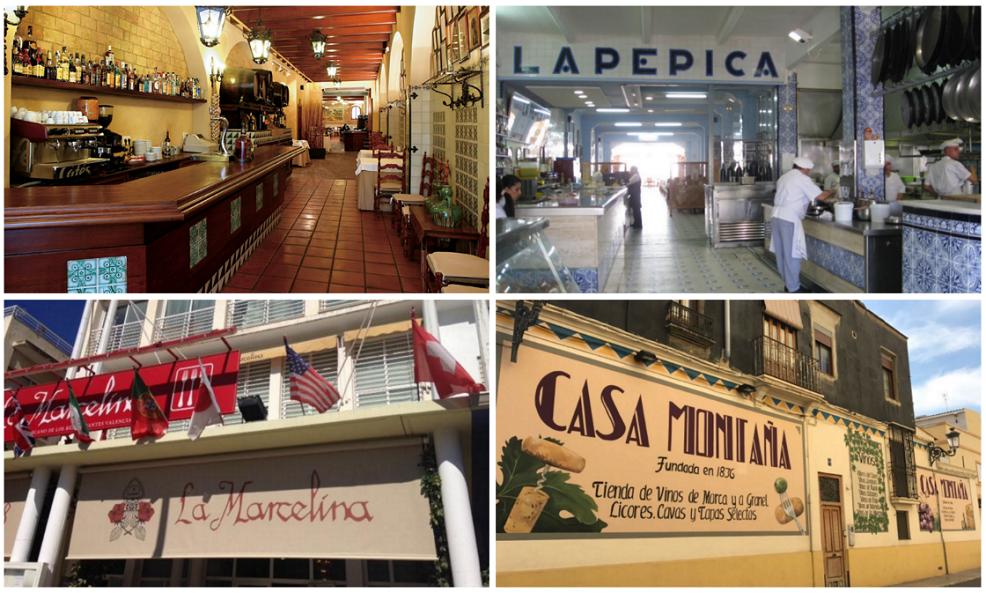 Gastronomía con más de un siglo de historia: restaurantes centenarios en Valencia