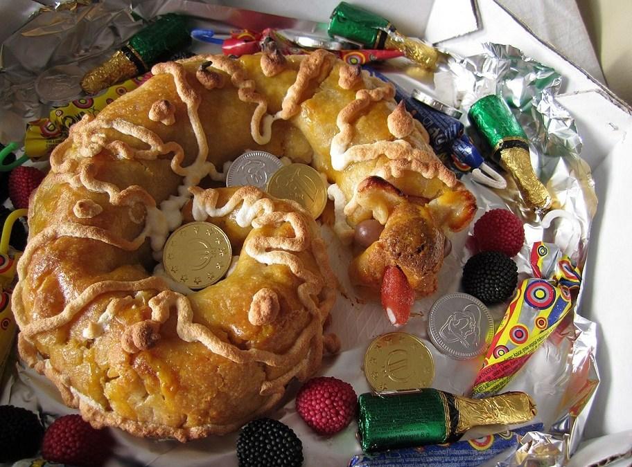 La casca, el auténtico y tradicional dulce valenciano del Día de Reyes