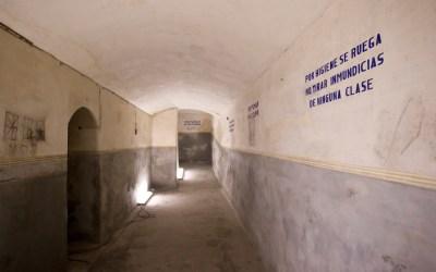 Bombas Gens Centre d'Art abre al público su refugio de la Guerra Civil