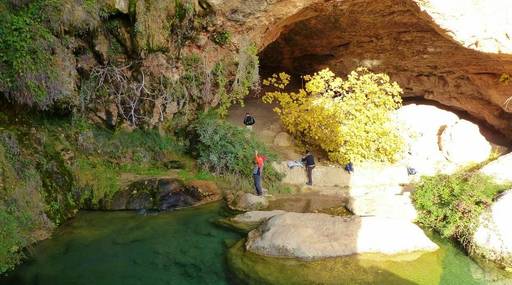 La Cueva de las Palomas de Yátova