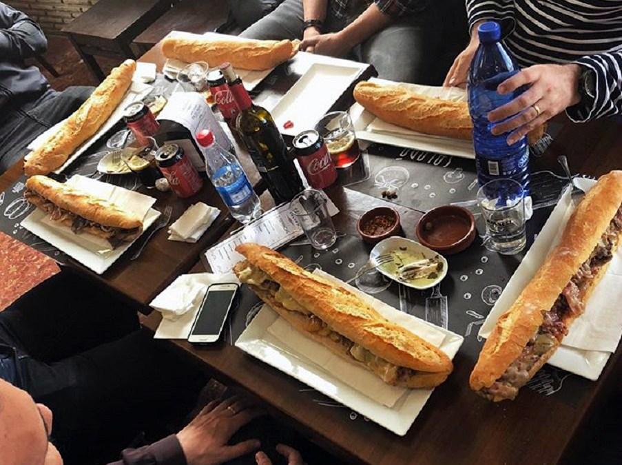 Saladá Bar & Almuerzos: el nuevo templo de los almuerzos XXL
