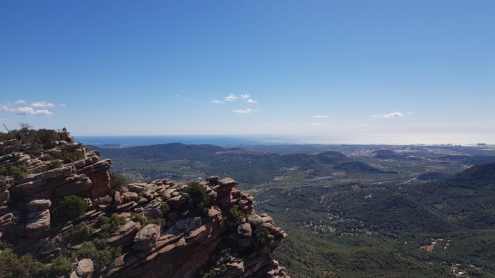 El Garbí, una de las maravillas que esconde el Parque Natural de la Serra Calderona
