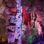 Las espectaculares Cuevas del Canelobre de Busot