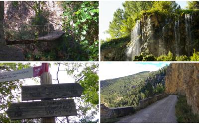La preciosa ruta de los Chorros de Barchel