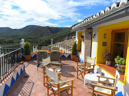 Casa Serena in Chulilla