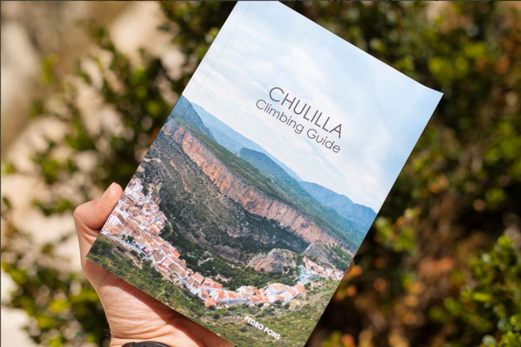 New Chulilla climbing guidebook