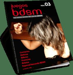 Revista JuegosBDSM, un lujo autóctono