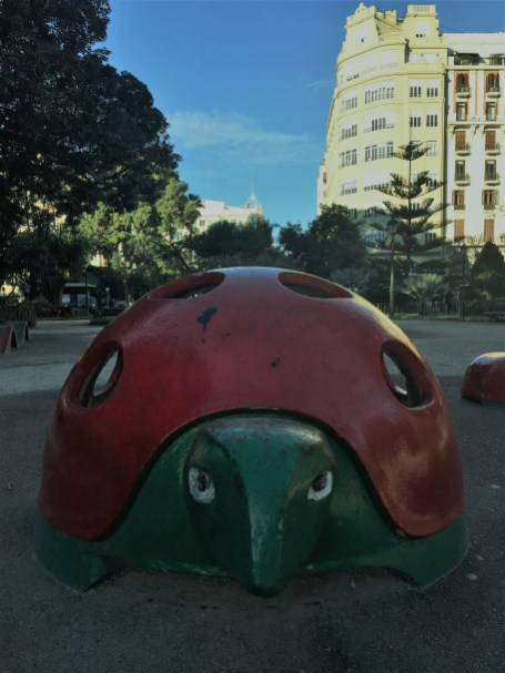 Spielplatz glorieta 1